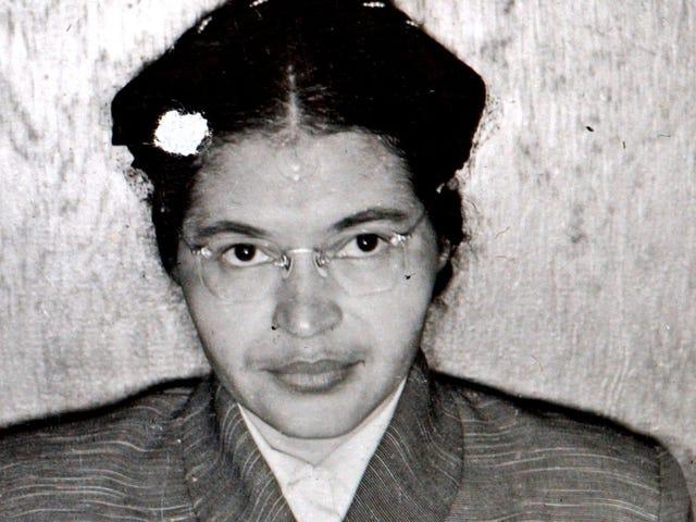 Rosa Parks pense que vous êtes une chienne.