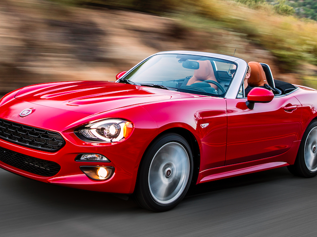 The Mazda Miata-Based Fiat 124 Is Probably Not Getting A Replacement