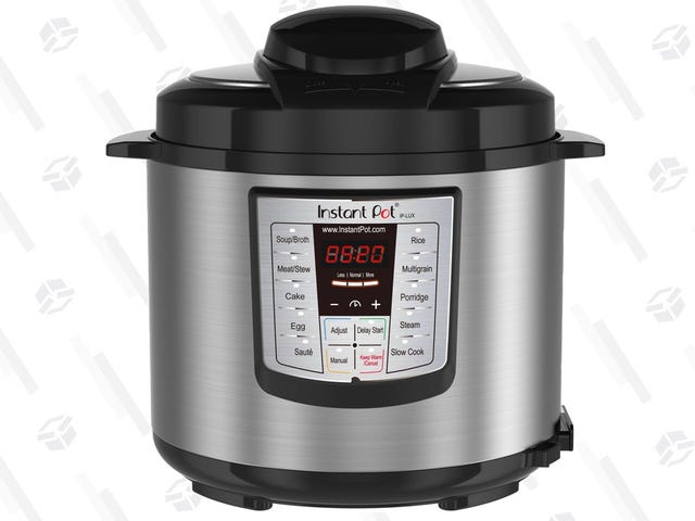 Jump On the Instant Pot Bandwagon For $69