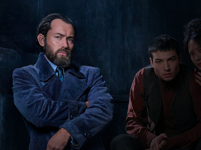 Fantastic Beasts Producer Says Jude Law Was Cast as Dumbledore Because of That 'Twinkle In His Eye'