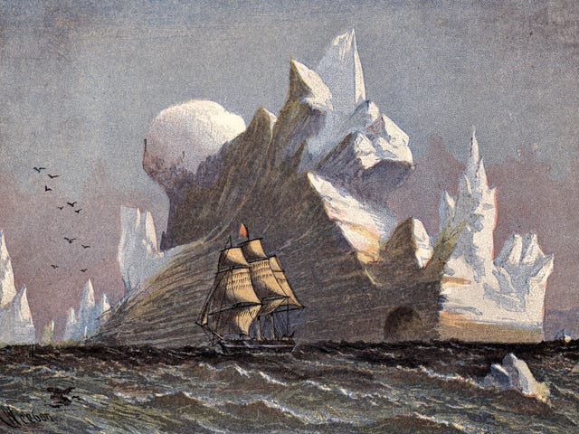 Why Climate Scientists Are So Intrigued By the Brutal Sea Voyages of the 19th Century