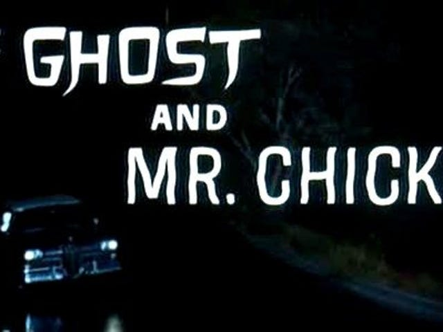 Svengoolie:  The Ghost and Mr. Chicken (1966)