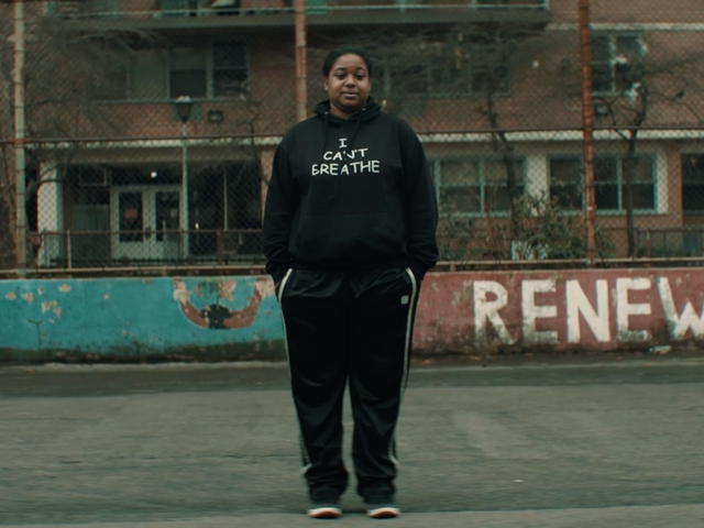 The Caucasityof Outrage Because Erica Garner's Family Won't Talk to White Journalists