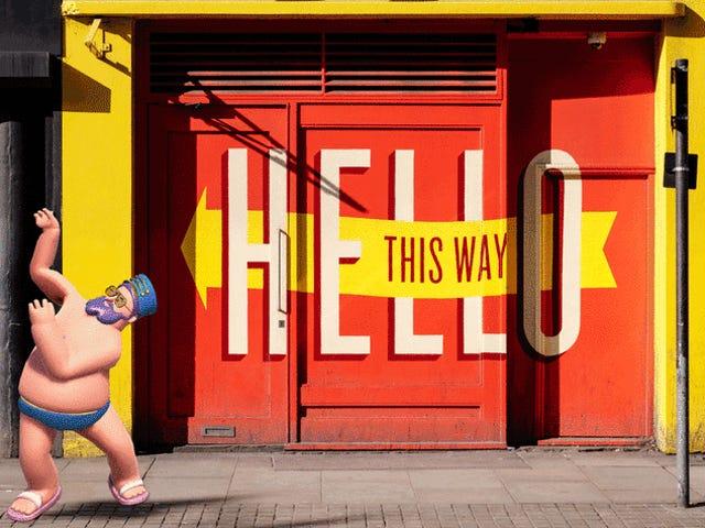 HotStepper App Makes Walking Directions Fun