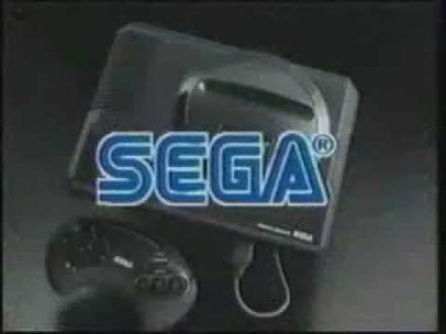 Geç TAY Retro: Mega Sürücü |  Brülör Sonrası II |  TV Reklamı (JP)