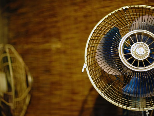 Here's When Using a Fan Will Actually Make You Hotter