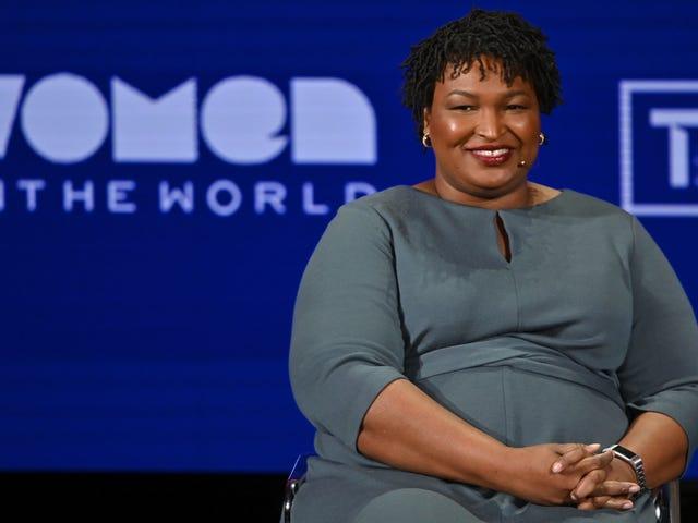 ¿Una mujer negra presidenta para 2040? Stacey Abrams dice que ese es su plan