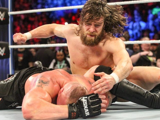 If Pro Wrestling Is Art, Daniel Bryan Is His Generation's Master