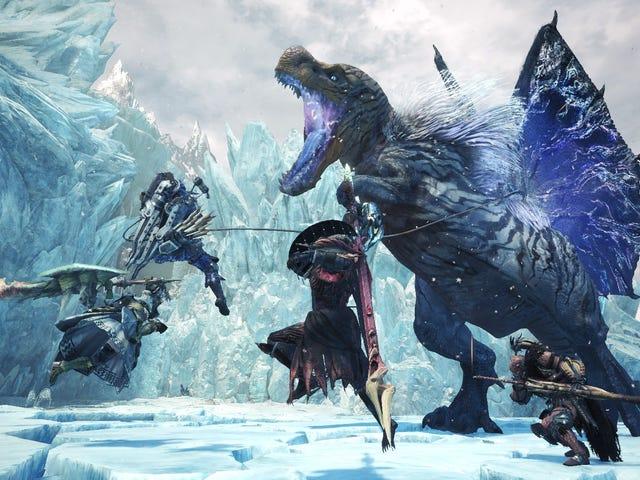 Iceborne on hieno tapa saada ilkeästi riippuvuus Monster Hunterista uudestaan