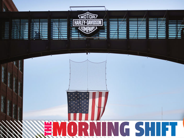 Harley-Davidson stiger op efter at undvige handelskrig