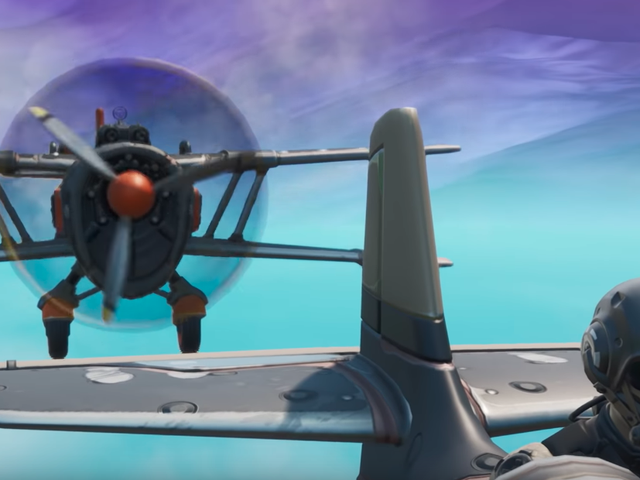 <i>Fortnite</i>'s New Air Royale Mode Is Chaotic Fun