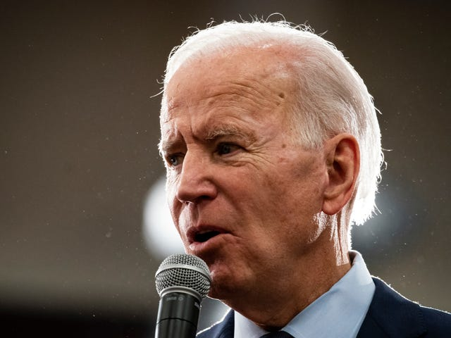 The Long History of Joe Biden Working With Republicans to Gut Social Security