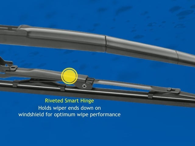 Pick Up a New Set of Wiper Blades For 15% Off, Courtesy of Amazon