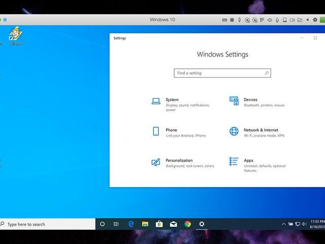 Parallels est-il toujours le meilleur moyen d'exécuter Windows sur un Mac en 2019?