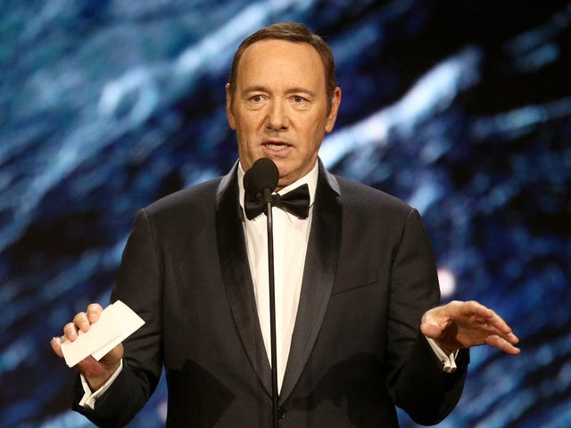 Kevin Spacey's new movie might make less than $500 this weekend<em></em>