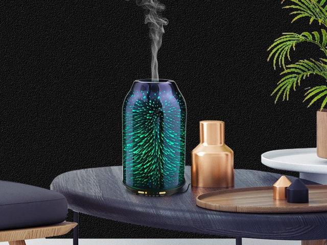 De-Stink Your House With This Aromatherapy Diffuser Glass, Only $ 30