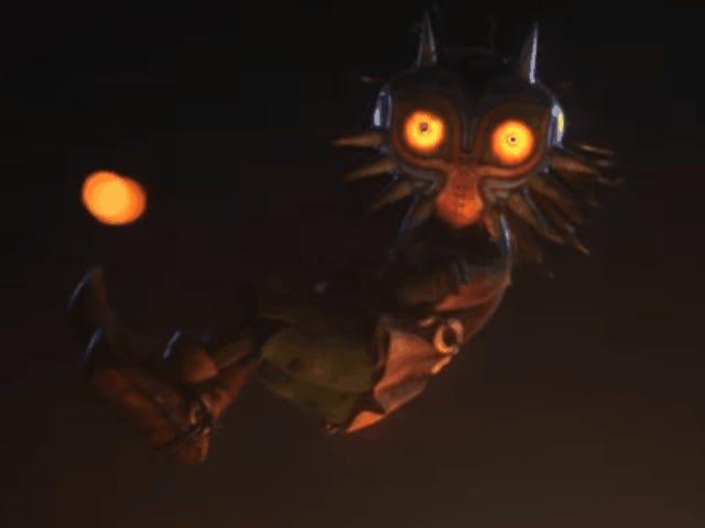 Zelda: Majora's Mask que merecemos, y está hecha por fanáticos