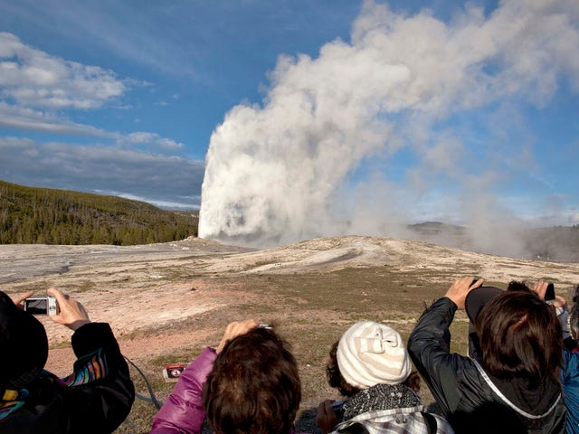 Yellowstone Supervolcano Is Experiencing Its Longest Earthquake Swarm on Record (But Calm Down)
