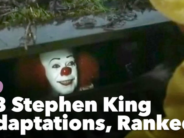 All 58 Stephen King Movie and TV Series Adaptations, Ranked