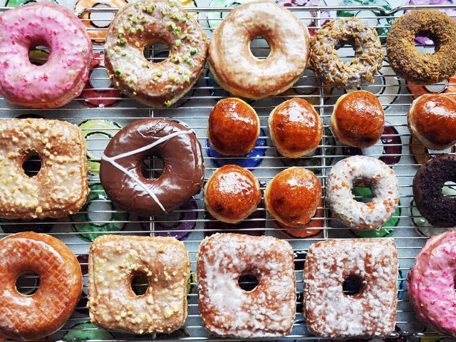 Open Forum: Doughn't fall for it