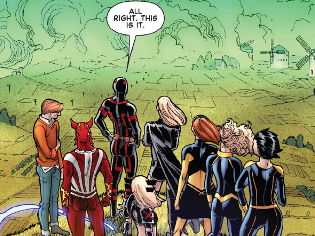 We Finally Know How Cyclops Died