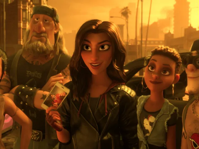 Ralph Breaks the Internet Had an Amazing Cut Cameo Planned Featuring the Golden Girls