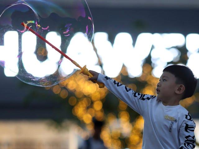 Estados Unidos retrasa el veto a Huawei durante tres meses