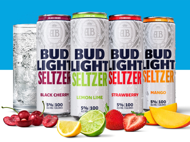 Bud Light to sink its claws into hard seltzer market