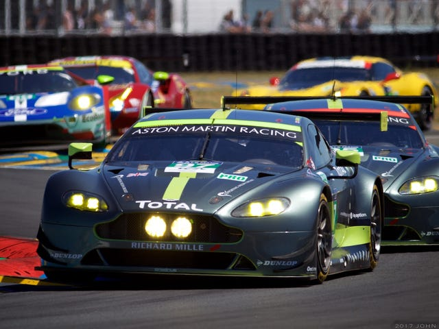Is it Le Mans Week 2018 Yet?