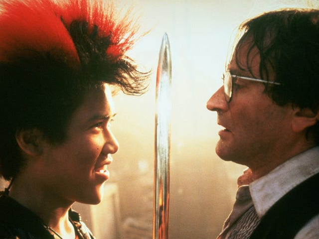 Dante Basco Discusses Becoming Rufio for Hook, the Character's Legacy, and So Much More