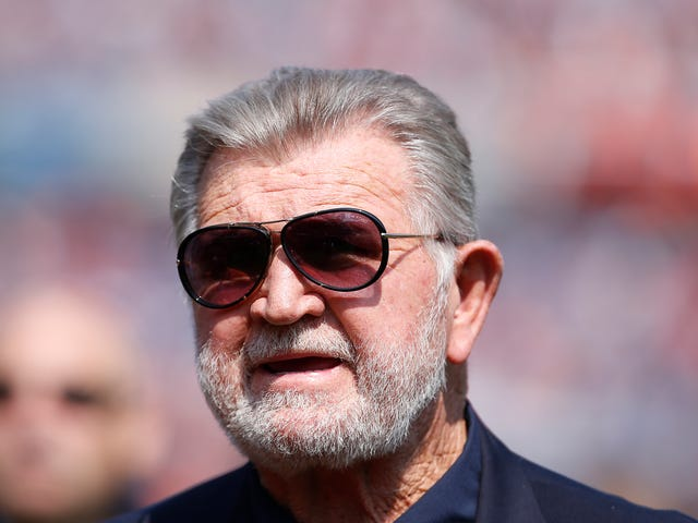Mike Ditka Doesn't See Black Oppression, but He Wants NFL Protesters to See Their Way Out of His Country