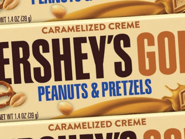 Hershey's New Candy Bar