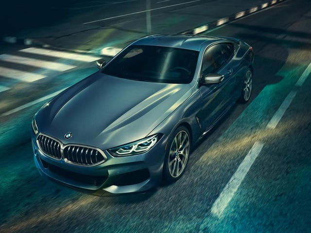 The 2019 BMW 8 Series starts at $111,900