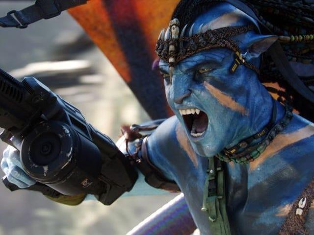 好吧,诚实:你对<i>Avatar</i>续集和主题公园有多激动?