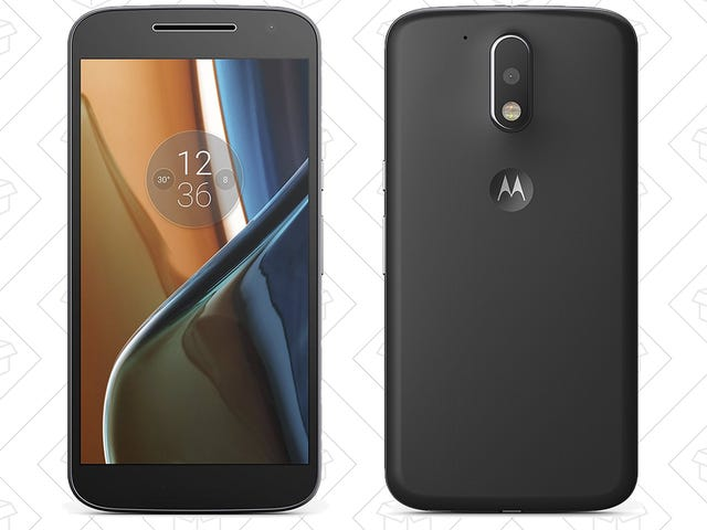 The Surprisingly Great Moto G Is Just $120 Unlocked Right Now