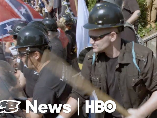 Wie weiße Suprematisten die Schlagzeilen füllen, werden es weiße Journalisten sein, die sie bedecken?
