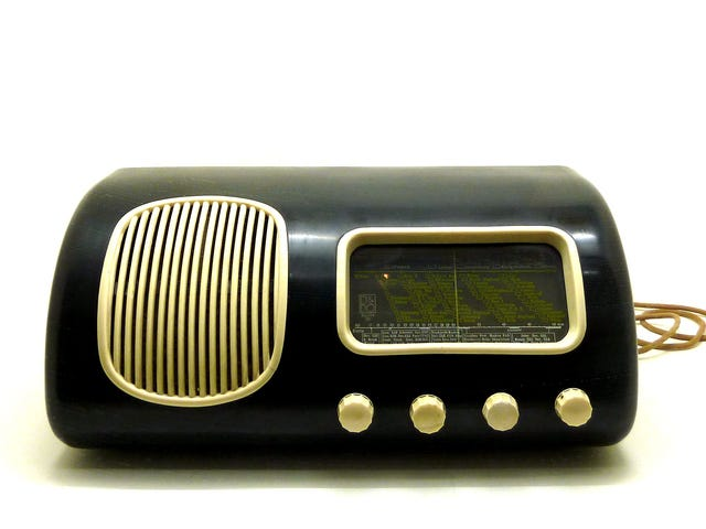 More Vintage Radios