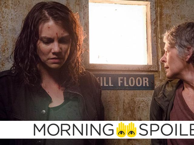 Η πιο γελοία φήμη που θα ακούσετε ποτέ για <i>The Walking Dead</i> Finale