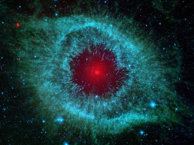 Un mondo di 10 anni sul sistema solare, il figlio di una vagina contrayéndose busca vida extraterrestre