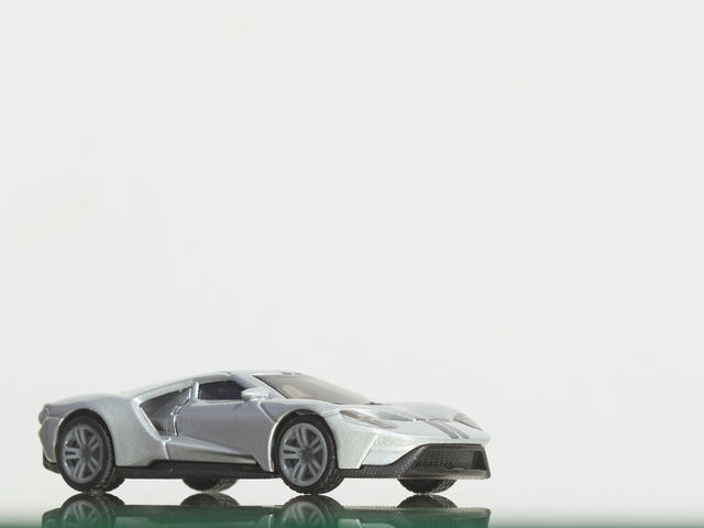 Midweek Madness -  Ford GT