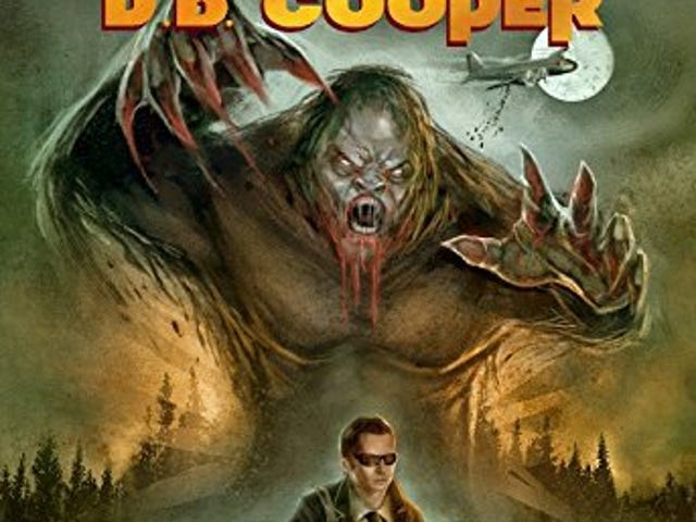 REVIEW: BIGFOOT VS D.B COOPER