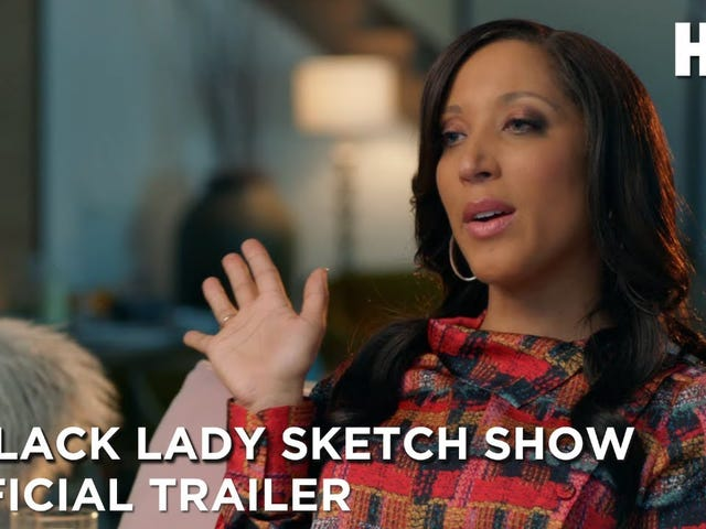 Everybody and Their Mama Is in A Black Lady Sketch Show Season 1 Trailer. We Love to See It