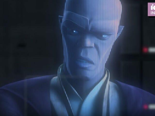 Ser ud som Star Wars: Klonekrigene kommer overhovedet til at krydse i Sith's hævn