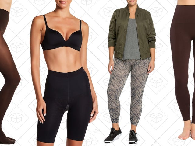 Suck In Some Savings With This SPANX Sale at Nordstrom Rack