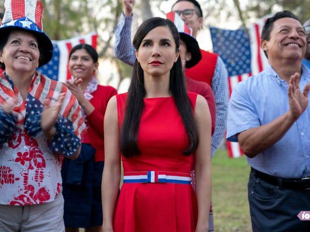 Hulu se penche sur la crise frontalière dans son épisode le plus dystopique à ce jour