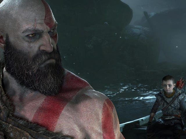 <i>God of War</i> Has An <i>Avengers: Infinity War</i> Easter Egg
