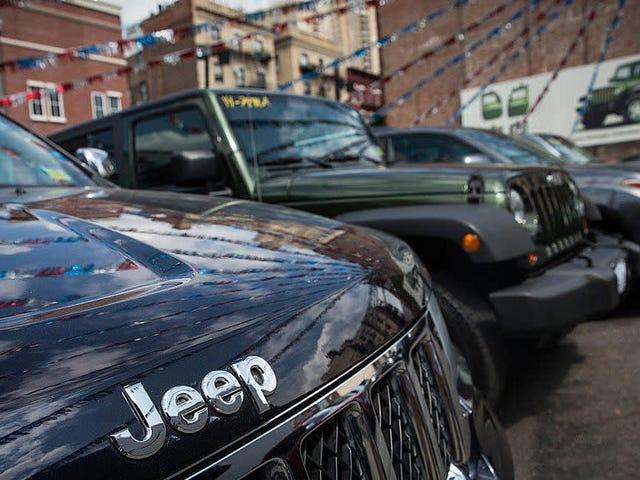 Hvordan brukte bilforhandlere prøver å spille online prismodellen