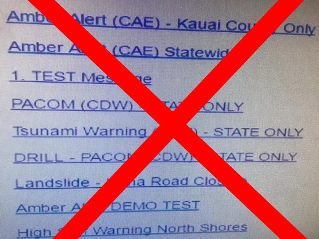 Did Design Really Cause Hawaii's 'BALLISTIC MISSILE THREAT' False Alarm?