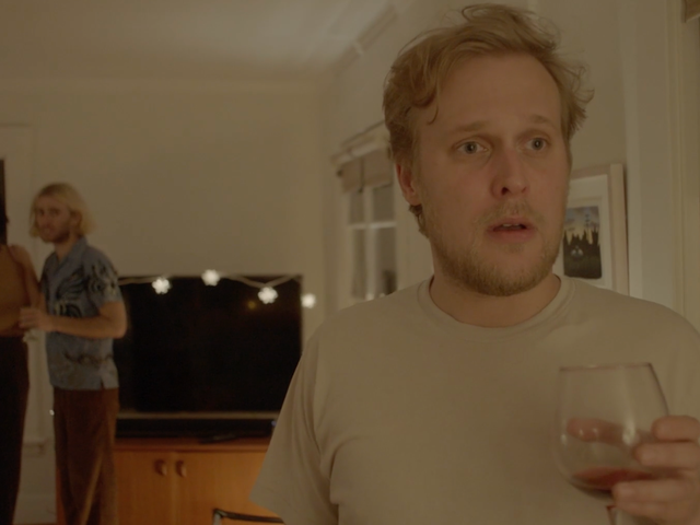 John Early and Kate Berlant's new comedy video is scarier than most horror movies