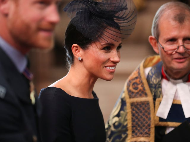 Another Day, Another Duchess: Meghan Markle Steps Out in Dior and More [Updated]